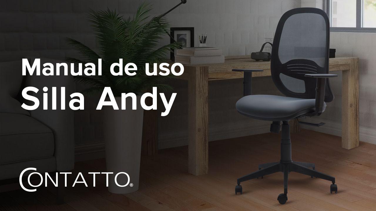 Silla Escritorio Andy