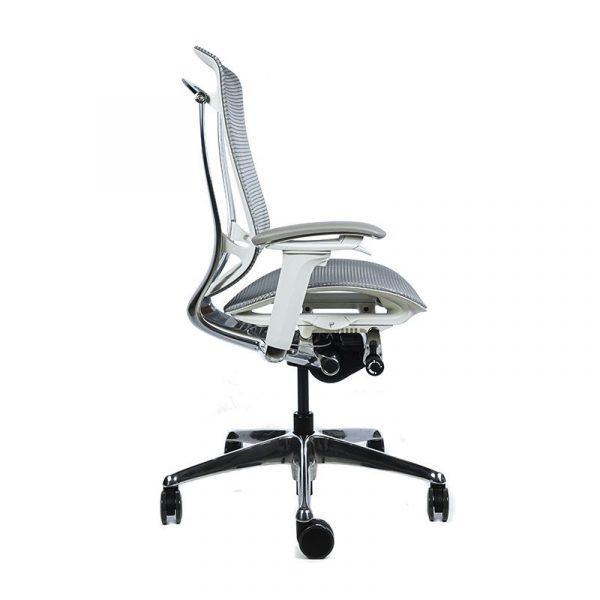 silla escritorio contessa blanca gris 03