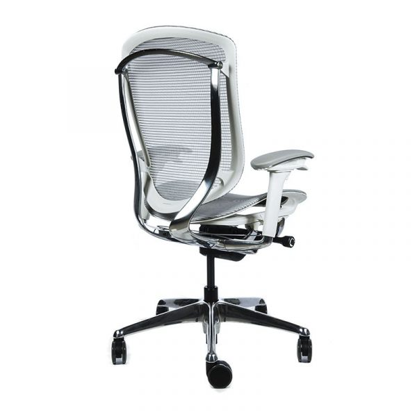 silla escritorio contessa blanca gris 04