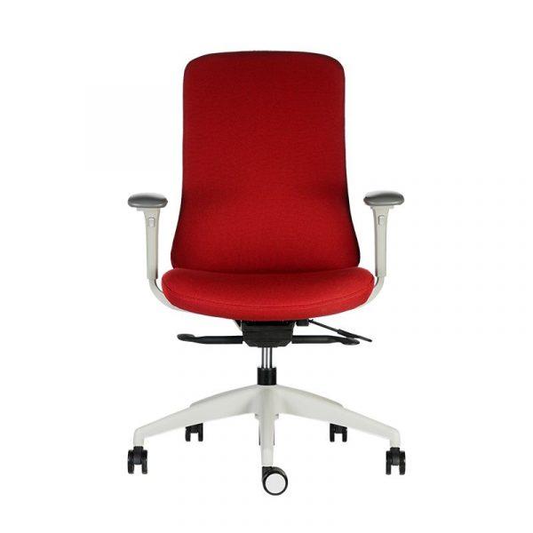 silla escritorio allegra roja 1B