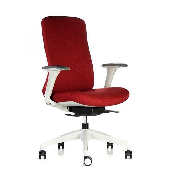 silla escritorio allegra roja 2