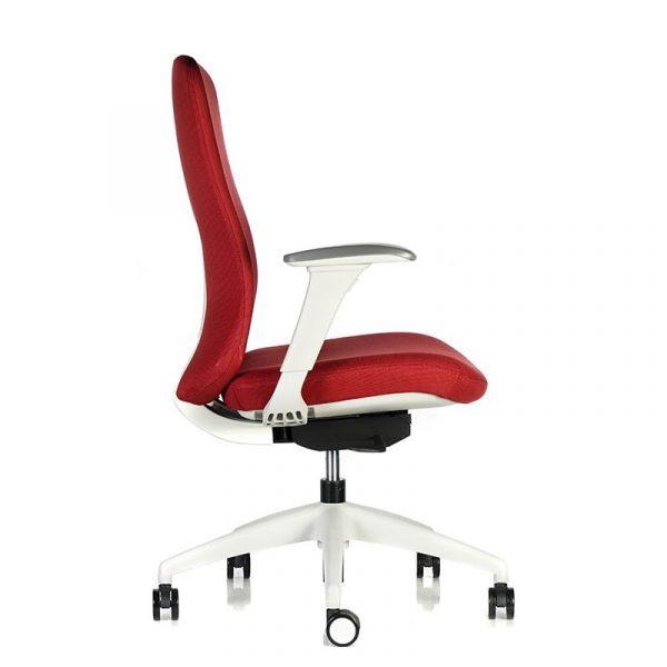 silla escritorio allegra roja 3