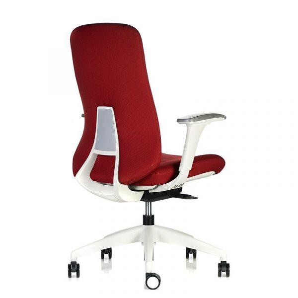 silla escritorio allegra roja 4