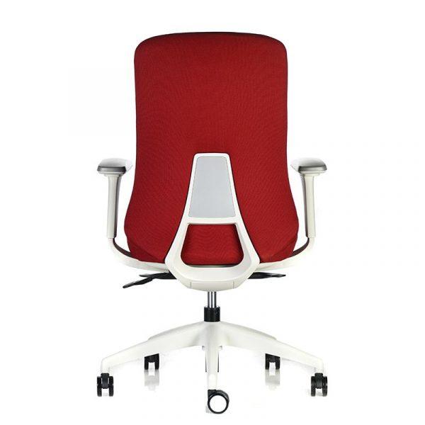 silla escritorio allegra roja 5