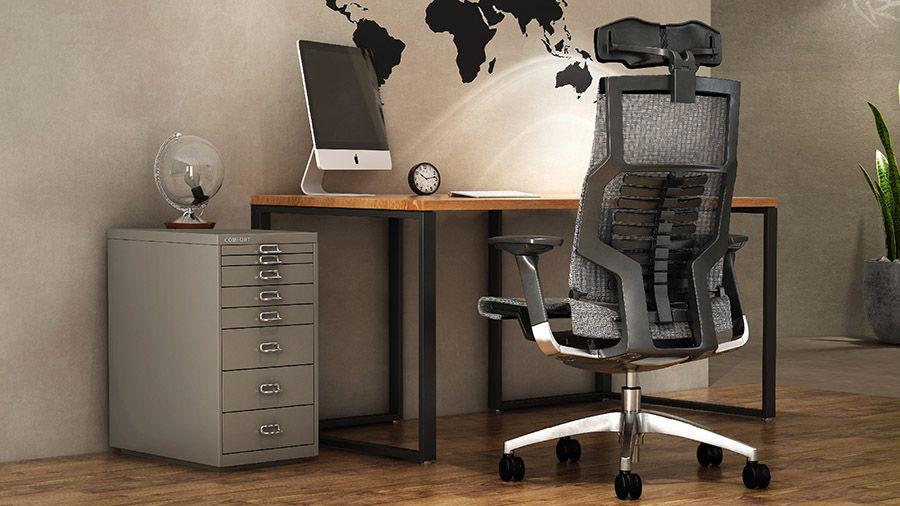 silla escritorio pofit ambientada