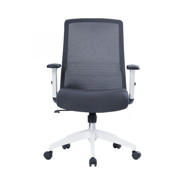 silla escritorio tossy blanca 01