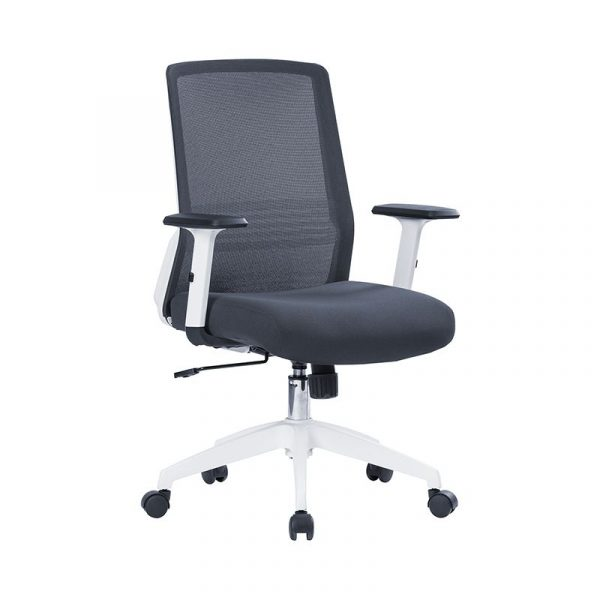 silla escritorio tossy blanca 02