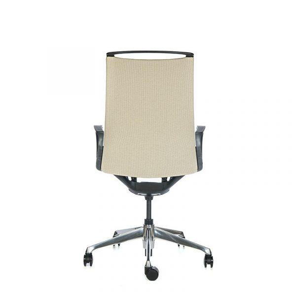 Silla escritorio plimode beige 05