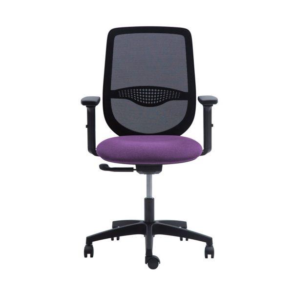 silla escritorio prima morado 01