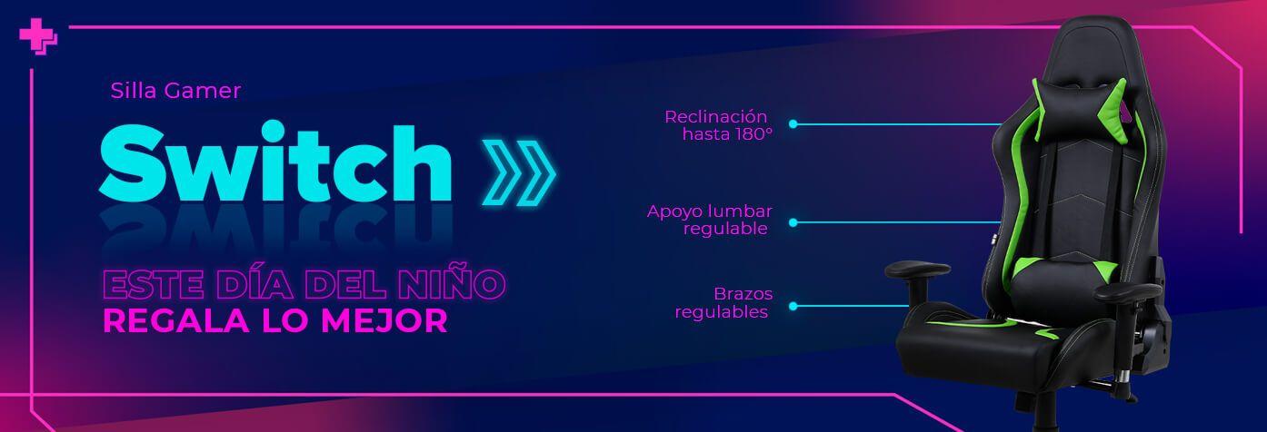 Banner secundario Gamer