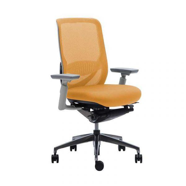 silla escritorio zephyr light yellow 02