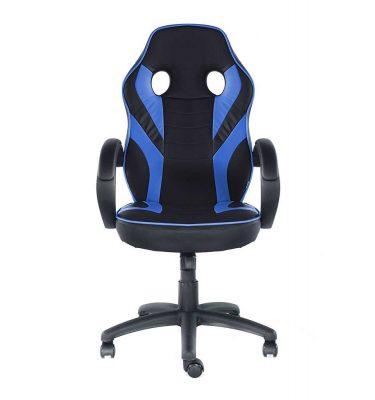 Silla Gamer Bros Azul - Azul