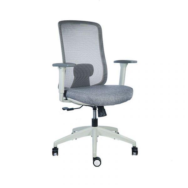 silla escritorio diva gris azul 2
