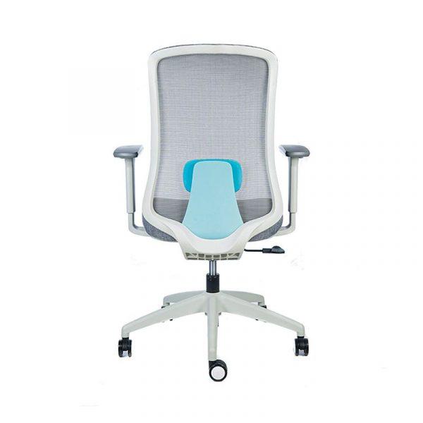 silla escritorio diva gris azul 5